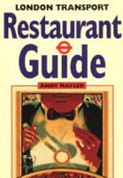 London Transport Restaurant Guide